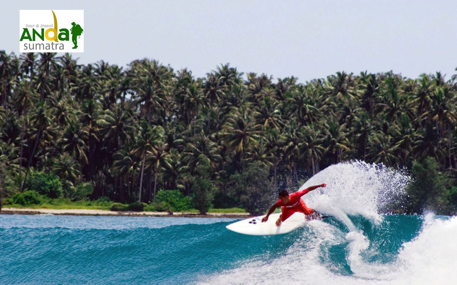 Surf in Nias